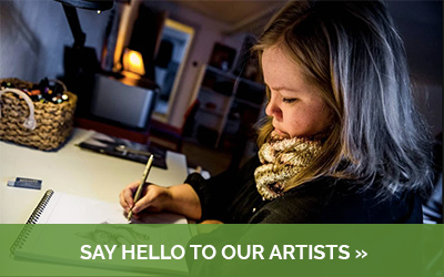 Say hello to our talented artists