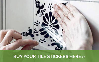 Buy your tile stickers from Home Junkie here