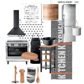 Mad & Bolig - (Rå)hygge i industrikøkkenet