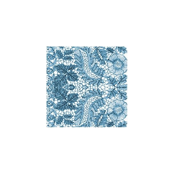 Spitze by Dims - Deckender Fliesenaufkleber 15x15 cm