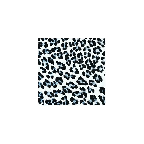 Leopard by Dims - Heldækkende sticker 15x15 cm