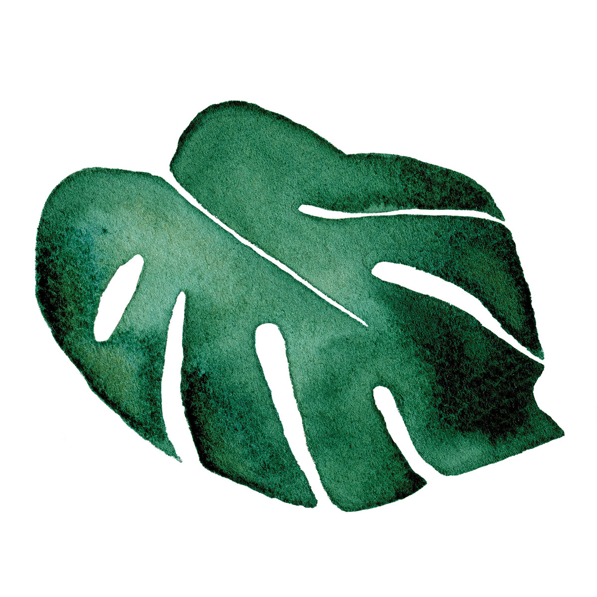 Lækker botanikprint - Home Junkie flisepynt